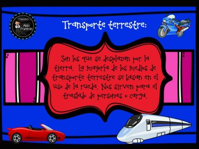 MEDIOS DE TRANSPORTE (2)