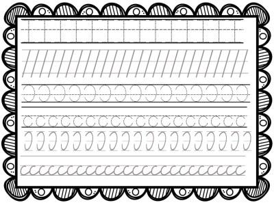 Magnifico cuaderno de pre-escritura COMENCEMOS A ESCRIBIR (8)