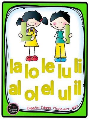 Repasamos las sílabas (10)