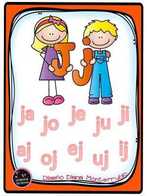 Repasamos las sílabas (8)