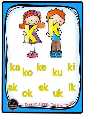 Repasamos las sílabas (9)