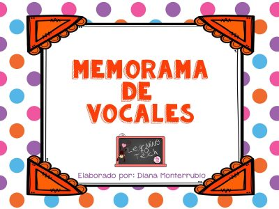 memorama de las vocales (1)