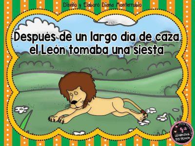 EL LEON Y EL RATON FABULA (2)