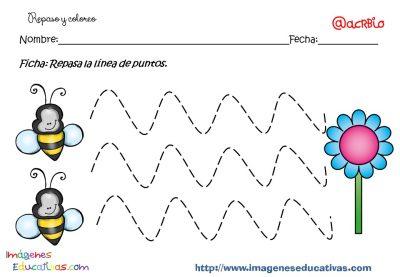 Grafomotricidad ficha inicial (5)