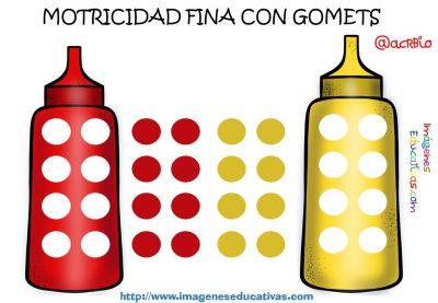 Motricidad con gomets (1)