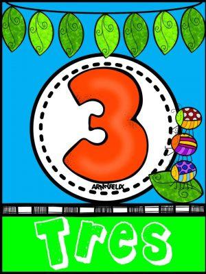 Carteles Números 1 al 10 (3)