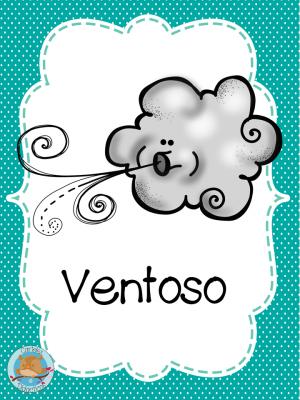 Carteles Tiempo Meteorológico (2)