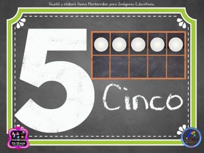 Carteles para trabajar los Números (6)