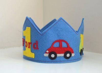 Coronas para cumpleaños (2)