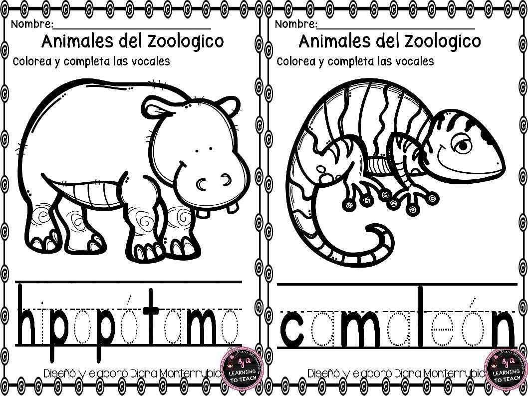 actividades-animales-de-zoologico-9 - Imagenes Educativas