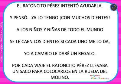 """Cuento pon pictogramas """"El Ratoncito Pérez"""" (8)"""