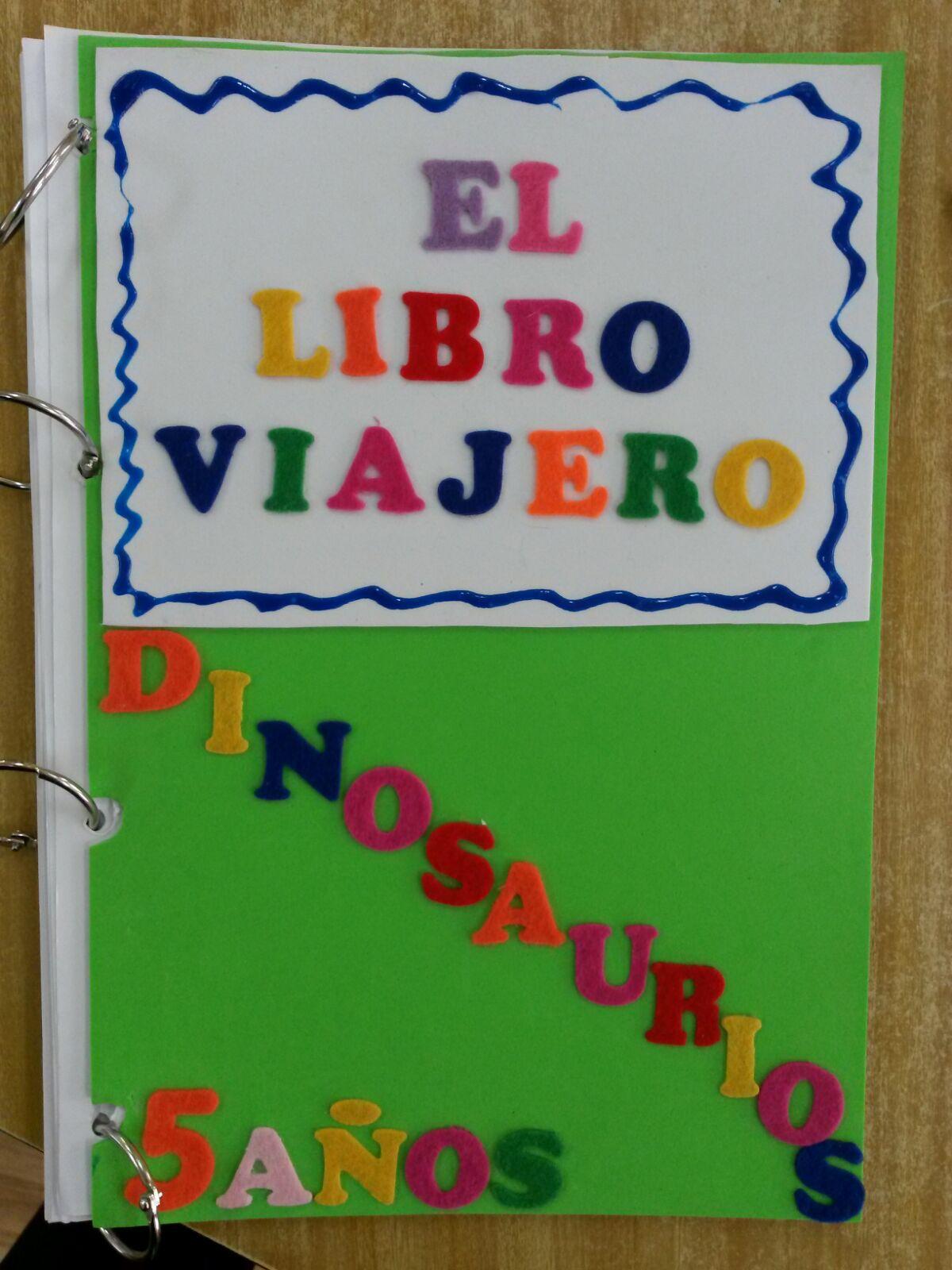 libro-viajero-4 - Imagenes Educativas