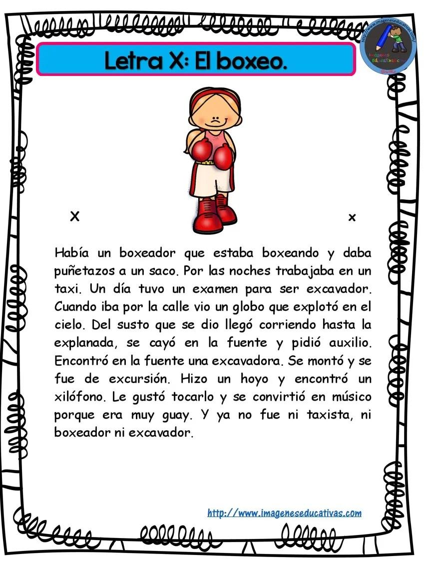 Cuentos para niños y niñas con las letras el abecedario ... Resolver Conflictos