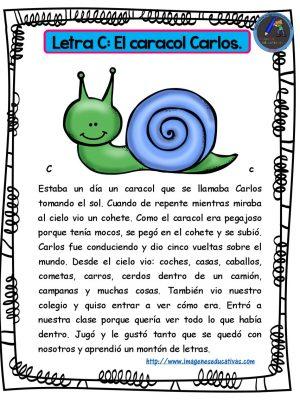 Completa colección de Cuentos para niños y niñas con las letras el ...