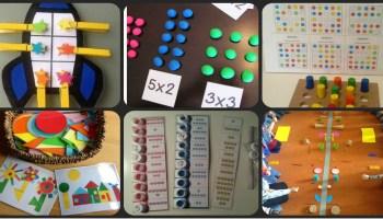 75 NUEVOS JUEGOS MATEMÁTICOS conteo, números, operaciones básicas ...