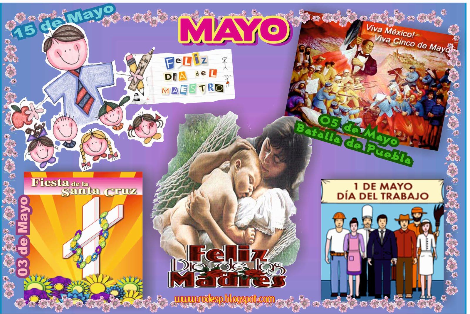 Mural Del Dia De Las Madres Preescolar