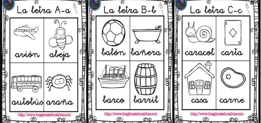 abecedario Archivos - Página 2 de 10 - Imagenes Educativas