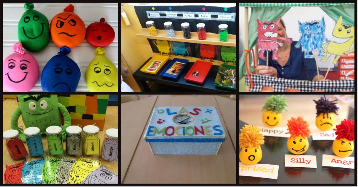 Colecci n de 50 ideas para trabajar las emociones de forma divertida en casa y en clase - Se necesita costurera para trabajar casa ...
