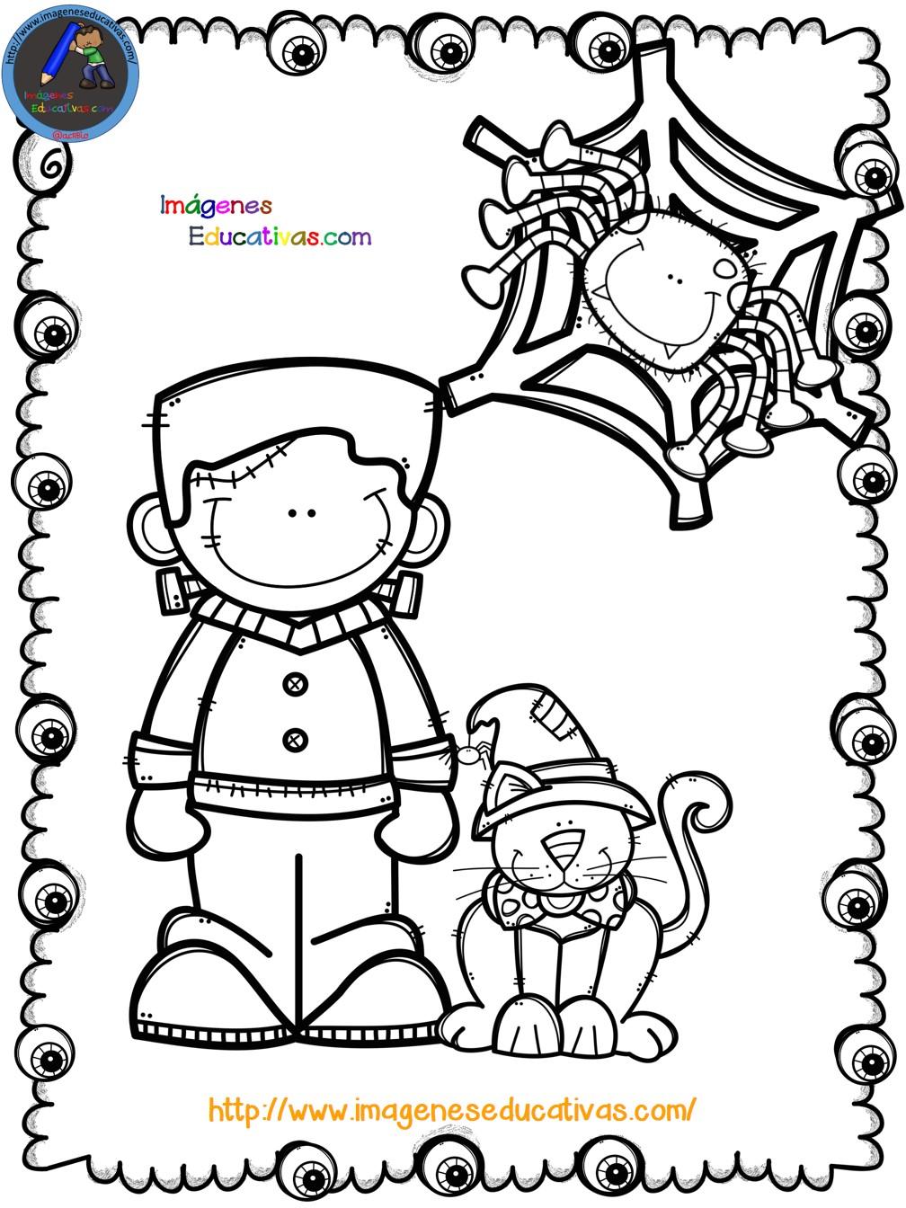 Dorable Libros De Halloween En Línea Foto - Dibujos Para Colorear En ...