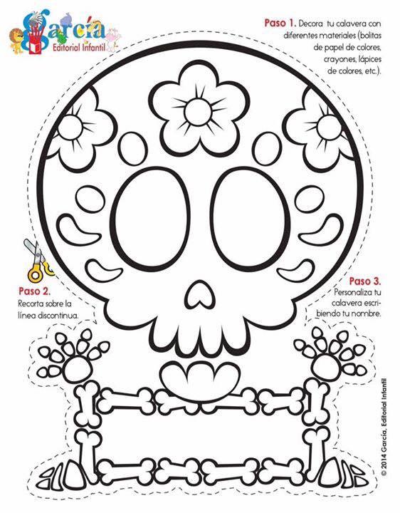 100 Actividades para el Día de Muertos