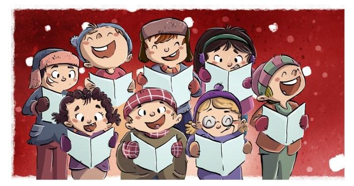 Cuaderno De Villancicos Para Navidad Imagenes Educativas