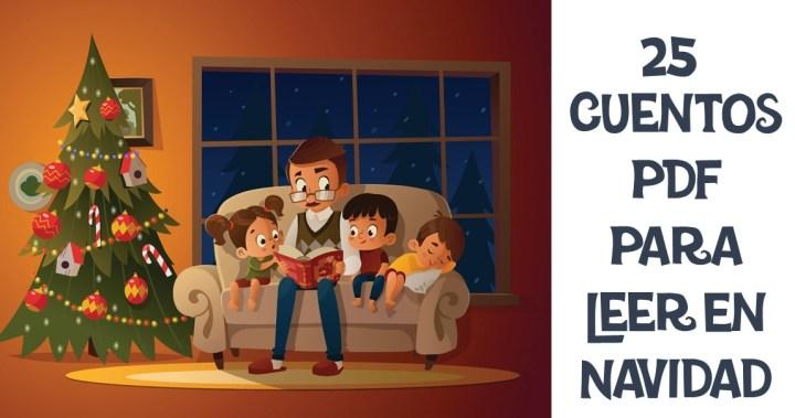 25 Cuentos Pdf Para Leer En Navidad Imagenes Educativas