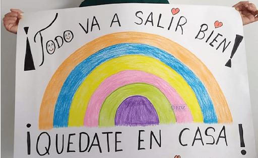 TODO IRÁ BIEN YO ME QUEDO EN CASA (1) - Imagenes Educativas