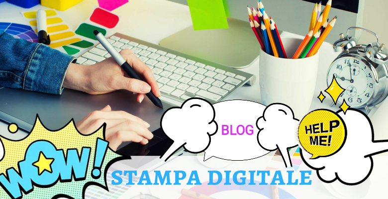 Blog stampa digitale Image of Company