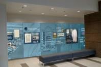 Georgetown Memorial Hosp. History Wall  –  Georgetown, SC