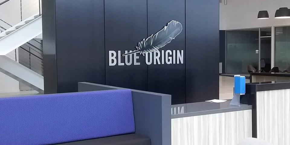 Blue Origin – Hunstville, AL