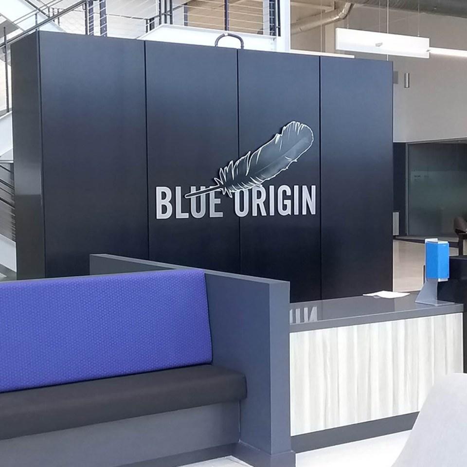 Blue Origin Rocket Engine Factory – Hunstville, AL