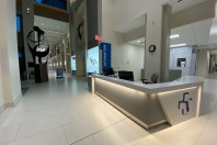 Baptist Medical Center South (Interior)- Jacksonville, FL