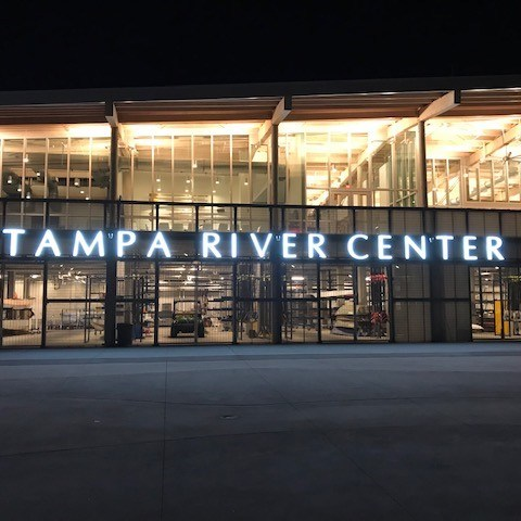 Tampa River Center – Tampa, FL