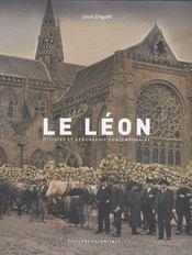 Le Léon : histoire et géographie contemporaine / Louis Élégoët