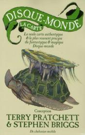 La carte du Disque-Monde / Terry Pratchett & Stephen Briggs