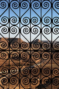 Paysage des environs de Douiret - Tunisie 2012