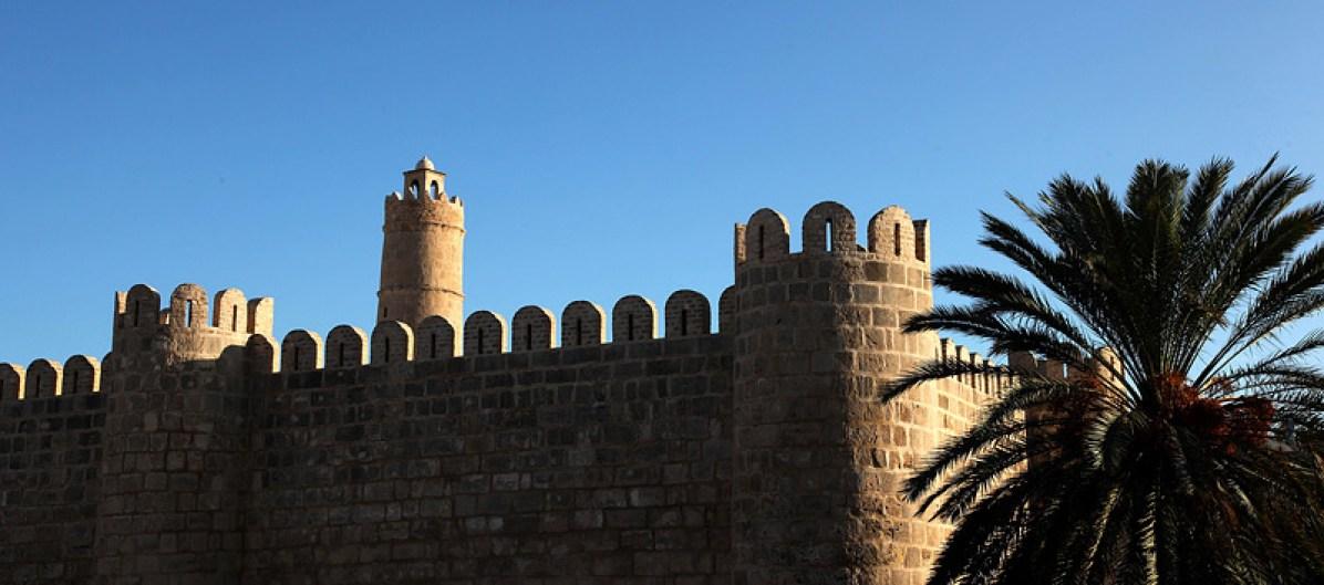Les fortifications du Ribat, Sousse - Tunisie 2012