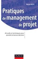 couv Pratiques de management de projet
