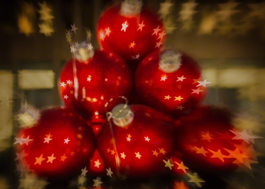 nyc, christmas, ornaments