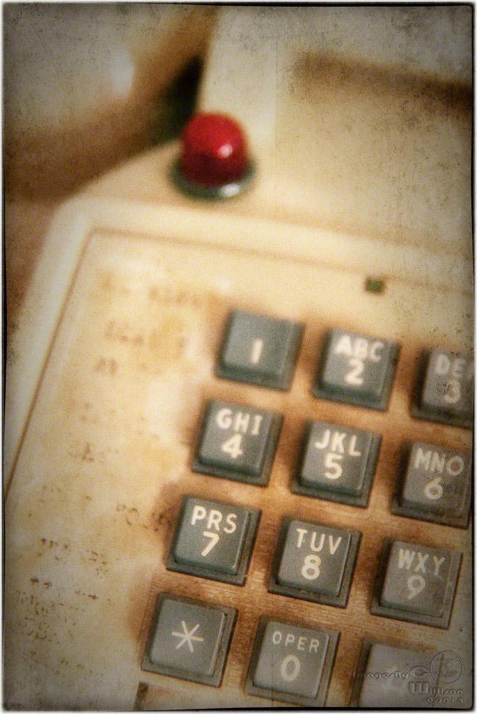 telephone, vintage