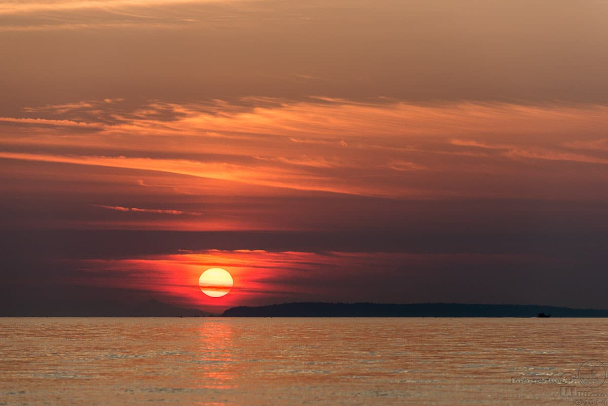 Our last sundown