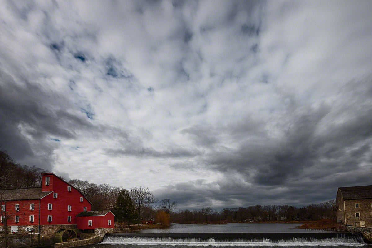 red, mill, clinton