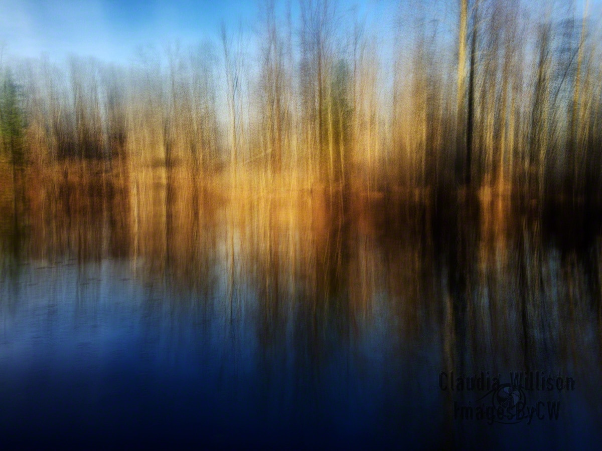 motion, blur, slowshutter, reflection