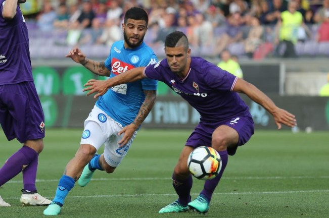 Image result for Fiorentina vs Napoli photos
