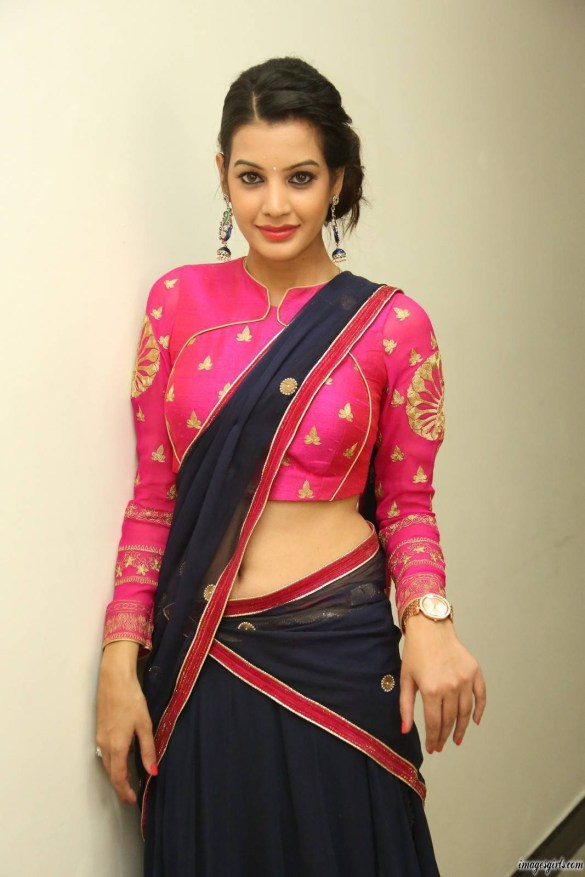 south actress diksha panth look hot in saree