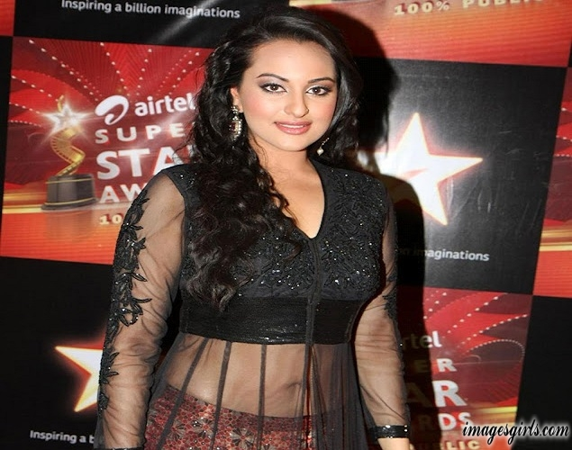 Sonakshi Sinha Indian Bollywood actress Photoshoot