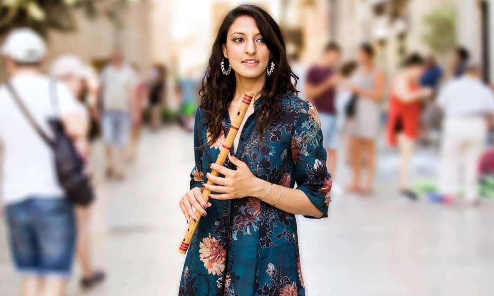 We conversed musically: Rasika Shekar