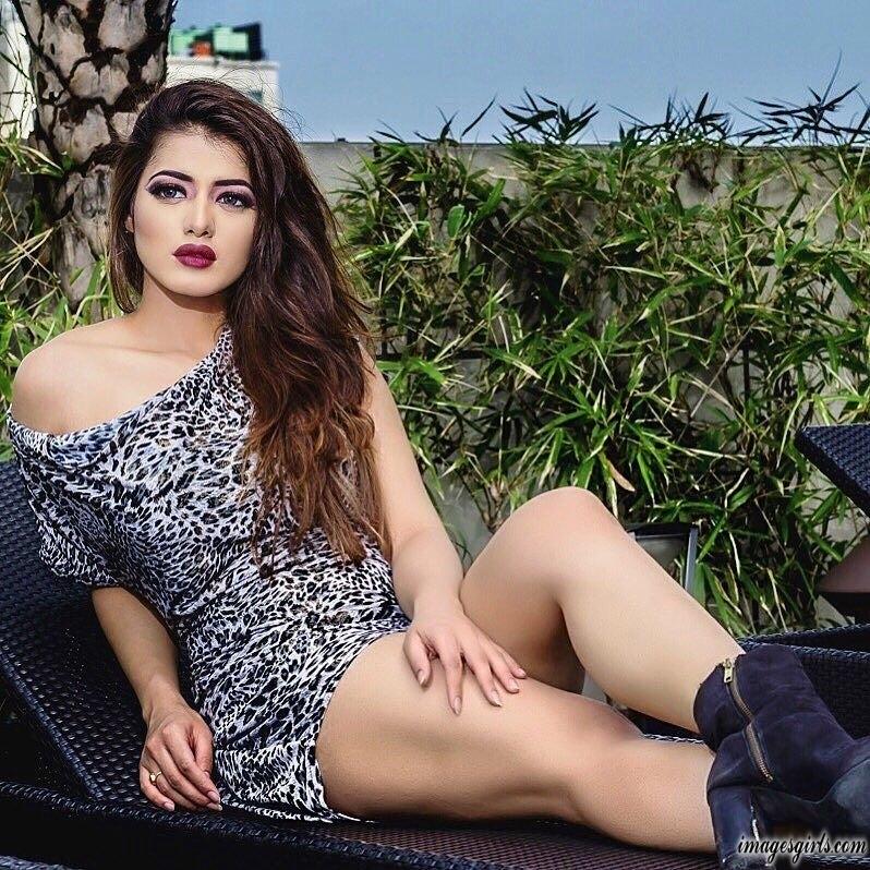 Ketika Sharma Hot Photo Shoot Instagram Followers
