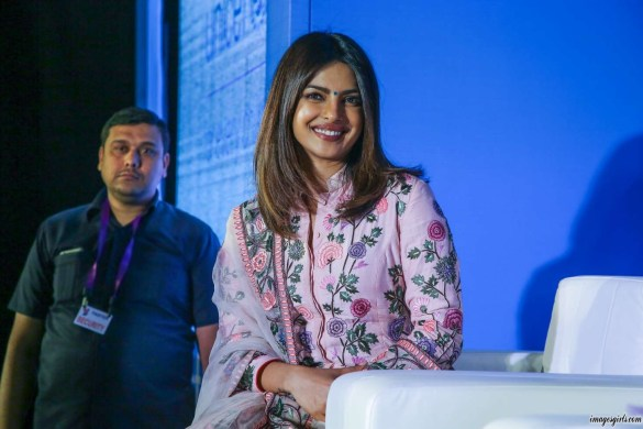 Priyanka Chopra Photos At UNICEF India Press Conference in New Delhi