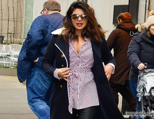 Priyanka Chopra Pics out and about in New York City